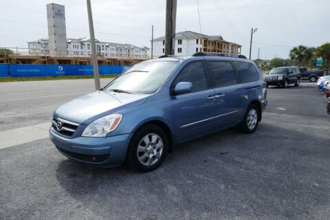 2008 Hyundai Entourage for sale at J Linn Motors in Clearwater FL