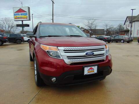 2015 Ford Explorer for sale at Auto House Superstore in Terre Haute IN