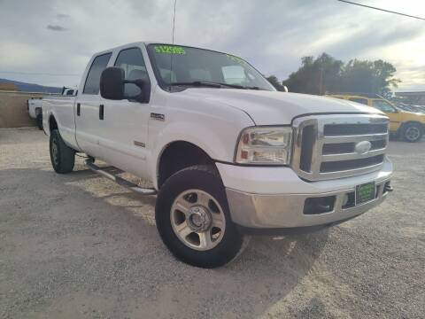 2006 Ford F-350 Super Duty for sale at Canyon View Auto Sales in Cedar City UT