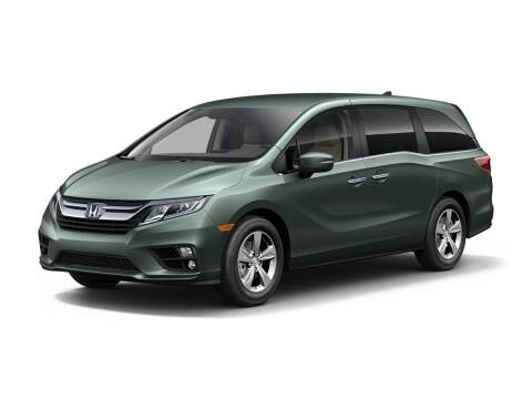 2019 Honda Odyssey for sale at MILLENNIUM HONDA in Hempstead NY