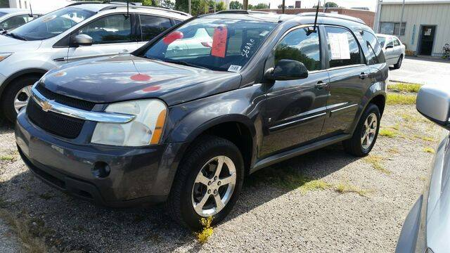 2007 Chevrolet Equinox for sale at AFFORDABLE DISCOUNT AUTO in Humboldt TN