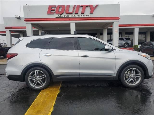 2017 Hyundai Santa Fe for sale at EQUITY AUTO CENTER in Phoenix AZ