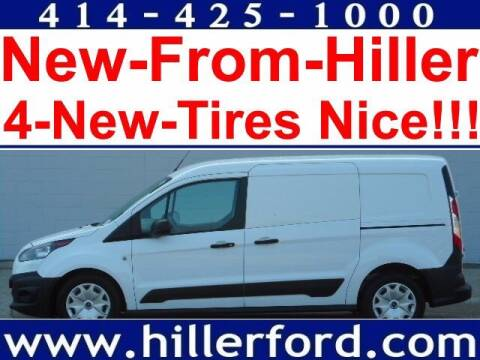 2015 Ford Transit Connect Cargo for sale at HILLER FORD INC in Franklin WI