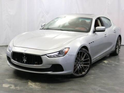 2015 Maserati Ghibli for sale at United Auto Exchange in Addison IL