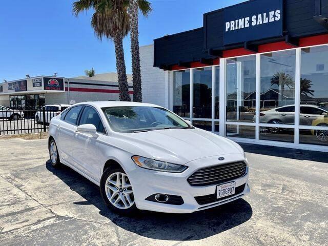 2015 Ford Fusion for sale at Prime Sales in Huntington Beach CA