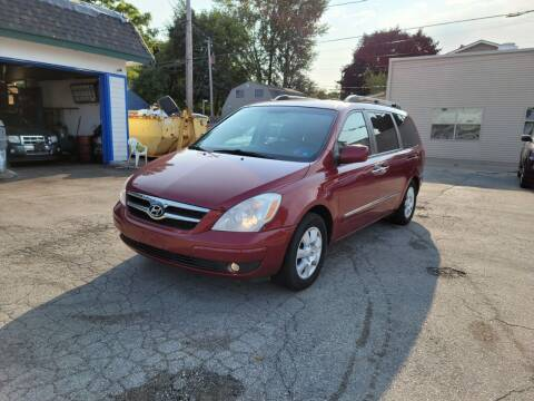 2007 Hyundai Entourage for sale at MOE MOTORS LLC in South Milwaukee WI