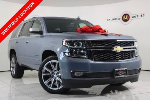2015 Chevrolet Tahoe for sale at INDY'S UNLIMITED MOTORS - UNLIMITED MOTORS in Westfield IN