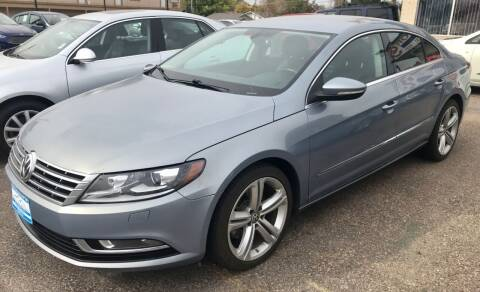 2013 Volkswagen CC for sale at First Class Motors in Greeley CO