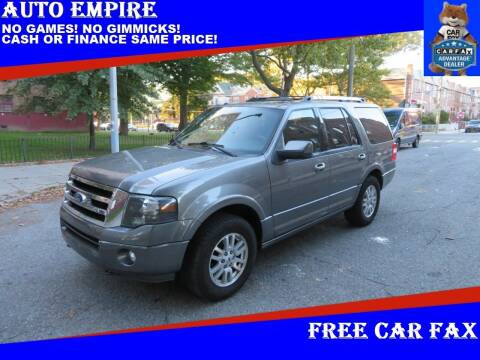 2012 Ford Expedition for sale at Auto Empire in Brooklyn NY