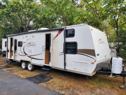2010 KZ SPREE 289KS for sale at Bucks Autosales LLC - Bucks Auto Sales LLC in Levittown PA