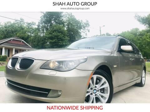 2010 BMW 5 Series for sale at E-Z Auto Finance - E-Biz Auto in Marietta GA