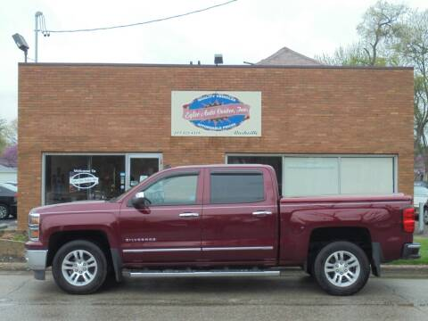 2014 Chevrolet Silverado 1500 for sale at Eyler Auto Center Inc. in Rushville IL