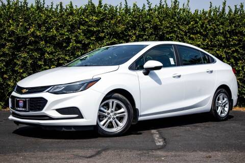 2018 Chevrolet Cruze for sale at 605 Auto  Inc. in Bellflower CA