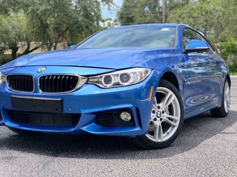 2017 BMW 4 Series for sale at HIGH PERFORMANCE MOTORS in Hollywood FL