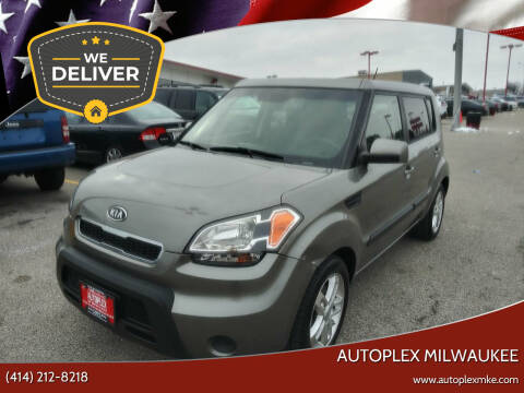 2011 Kia Soul for sale at Autoplex 2 in Milwaukee WI