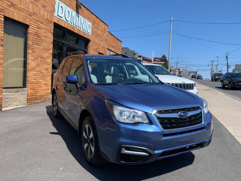 2017 Subaru Forester for sale at Dominic Sales LTD in Syracuse NY