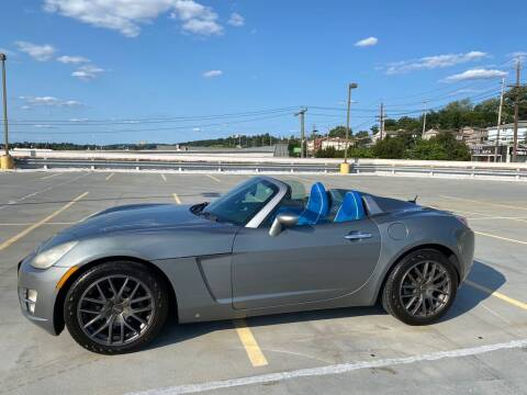 2007 Saturn SKY for sale at JG Auto Sales in North Bergen NJ