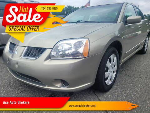 2006 Mitsubishi Galant for sale at Ace Auto Brokers in Charlotte NC