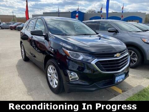 2018 Chevrolet Equinox for sale at Jeff Drennen GM Superstore in Zanesville OH