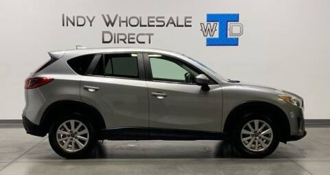 2013 Mazda CX-5 for sale at Indy Wholesale Direct in Carmel IN
