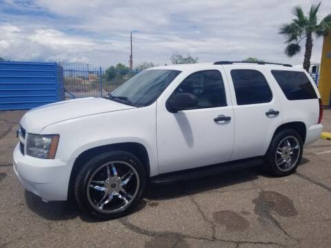 2010 Chevrolet Tahoe for sale at CAMEL MOTORS in Tucson AZ