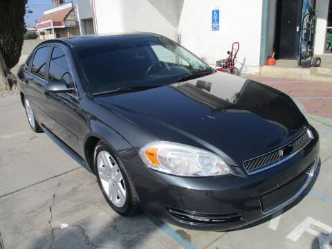 2013 Chevrolet Impala for sale at Auto Land in Ontario CA
