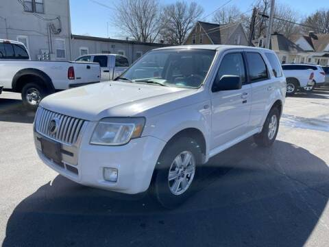 2009 Mercury Mariner for sale at JC Auto Sales in Belleville IL