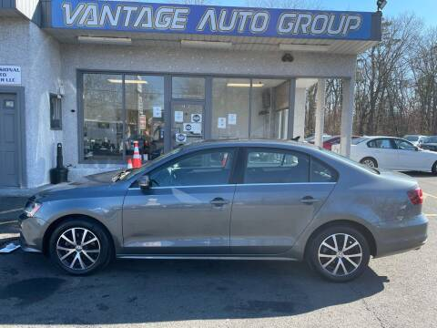 2018 Volkswagen Jetta for sale at Vantage Auto Group in Brick NJ