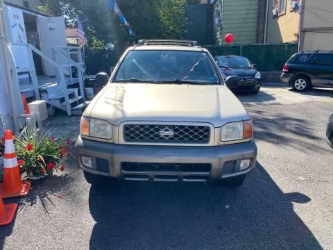 1999 Nissan Pathfinder for sale at GARET MOTORS in Maspeth NY