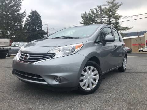 2014 Nissan Versa Note for sale at Keystone Auto Center LLC in Allentown PA