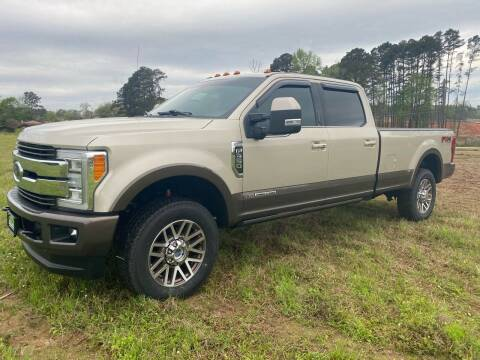2017 Ford F-350 Super Duty for sale at JCT AUTO in Longview TX