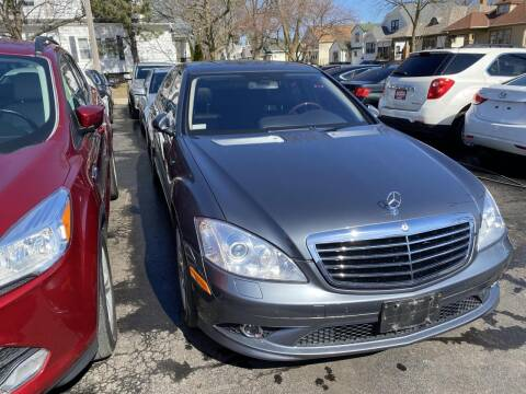 2007 Mercedes-Benz S-Class for sale at CLASSIC MOTOR CARS in West Allis WI