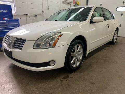 2004 Nissan Maxima for sale at Auto Warehouse in Poughkeepsie NY