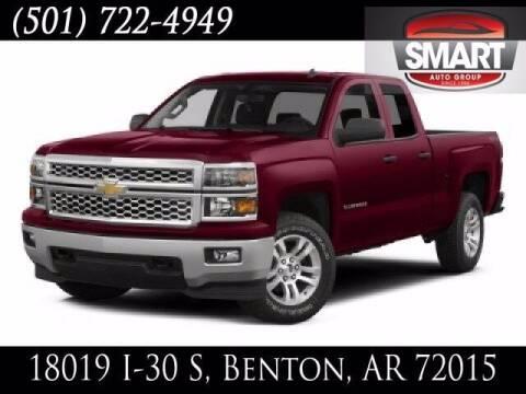 2015 Chevrolet Silverado 1500 for sale at Smart Auto Sales of Benton in Benton AR