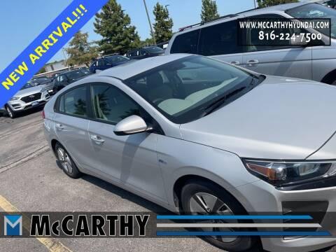 2017 Hyundai Ioniq Hybrid for sale at Mr. KC Cars - McCarthy Hyundai in Blue Springs MO