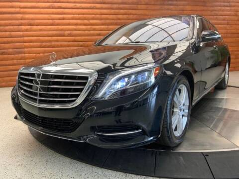 2017 Mercedes-Benz S-Class for sale at Dixie Motors in Fairfield OH