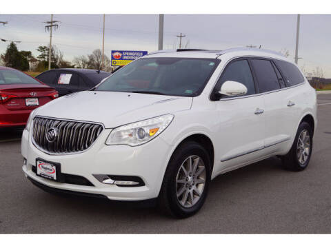 2016 Buick Enclave for sale at Napleton Autowerks in Springfield MO