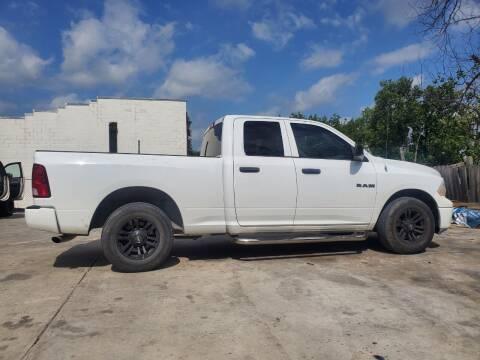 2010 Dodge Ram Pickup 1500 for sale at Progressive Auto Plex in San Antonio TX