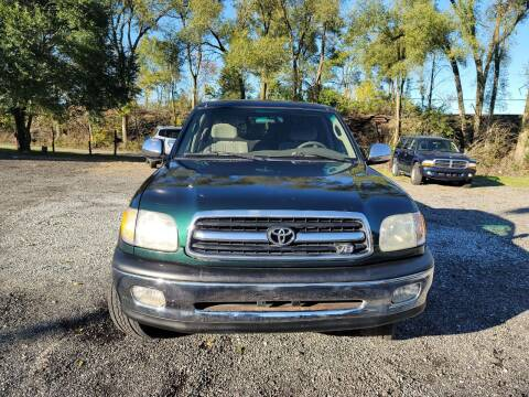 2000 Toyota Tundra for sale at Johnsons Car Sales in Richmond IN