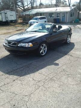 2004 Volvo C70 for sale at DALE GREEN MOTORS in Mountain Home AR