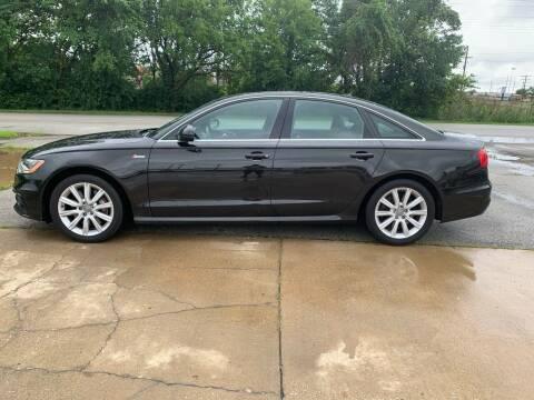 2012 Audi A6 for sale at Elite Auto Plaza in Springfield IL