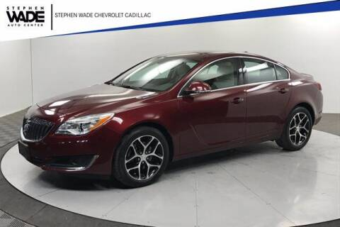 2017 Buick Regal for sale at Stephen Wade Pre-Owned Supercenter in Saint George UT