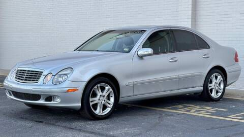 2004 Mercedes-Benz E-Class for sale at Carland Auto Sales INC. in Portsmouth VA