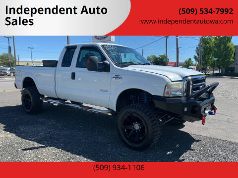 2005 Ford F-250 Super Duty for sale at Independent Auto Sales #2 in Spokane WA