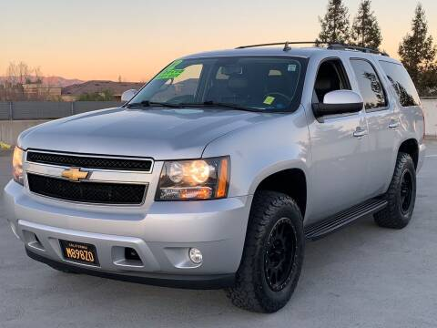 2012 Chevrolet Tahoe for sale at BAY AREA CAR SALES 2 in San Jose CA