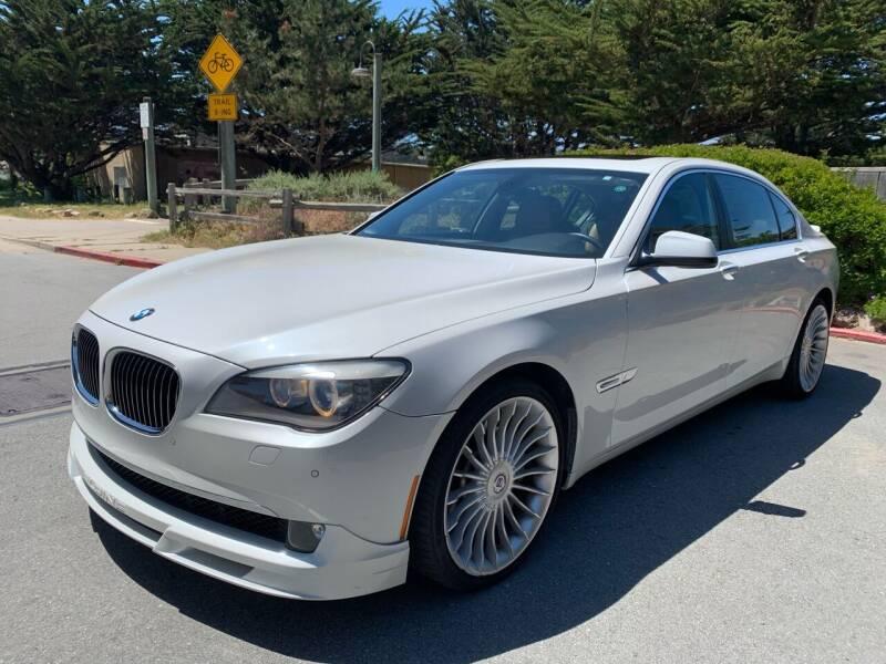2011 BMW 7 Series for sale at Dodi Auto Sales in Monterey CA