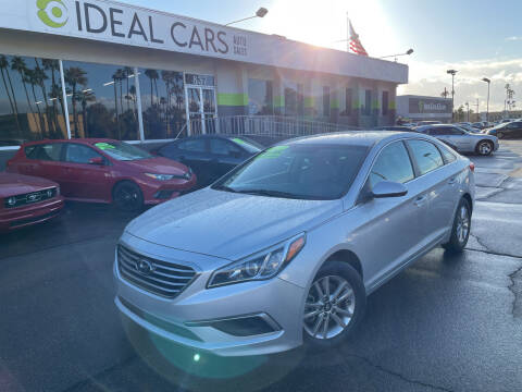 2017 Hyundai Sonata for sale at Ideal Cars Atlas in Mesa AZ