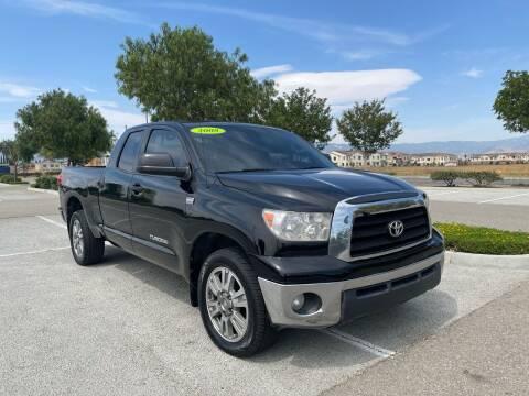 2008 Toyota Tundra for sale at Esquivel Auto Depot in Rialto CA
