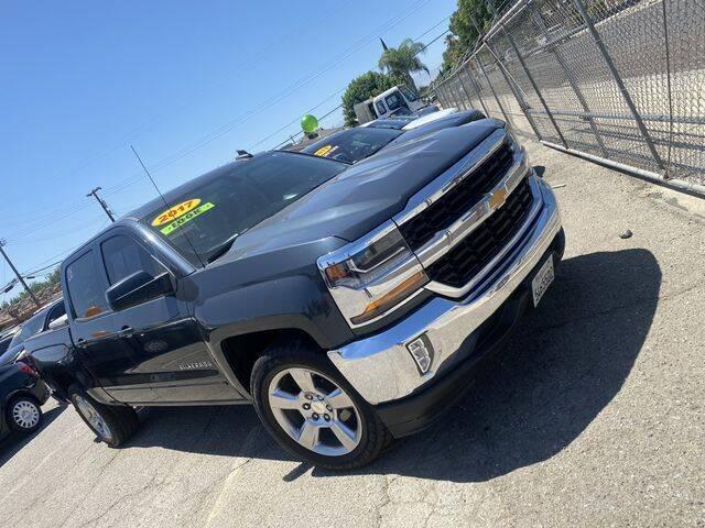 2017 Chevrolet Silverado 1500 for sale at New Start Motors in Bakersfield CA