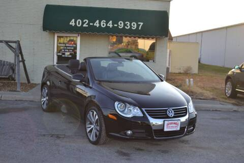 2008 Volkswagen Eos for sale at Eastep's Wheels in Lincoln NE